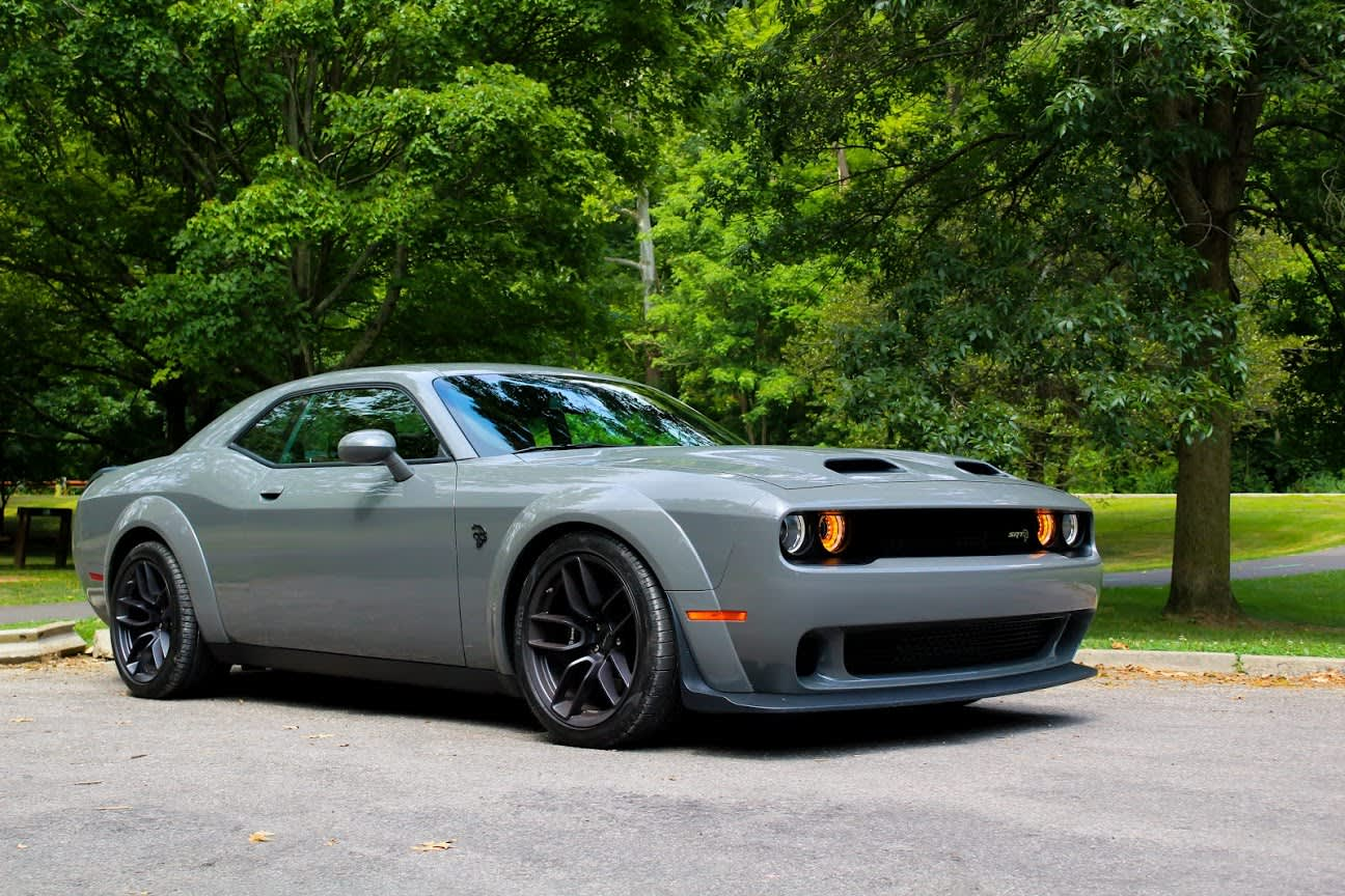 Review The Dodge Challenger Srt Hellcat Redeye Is An