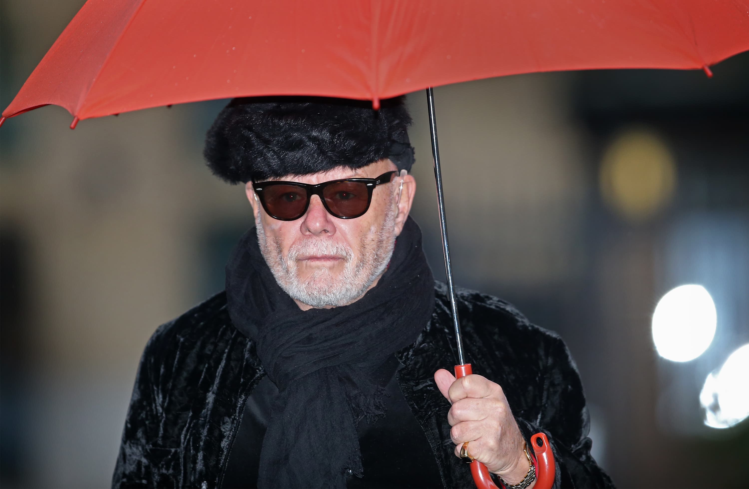 joker convicted pedophile gary glitter set to earn big royalties