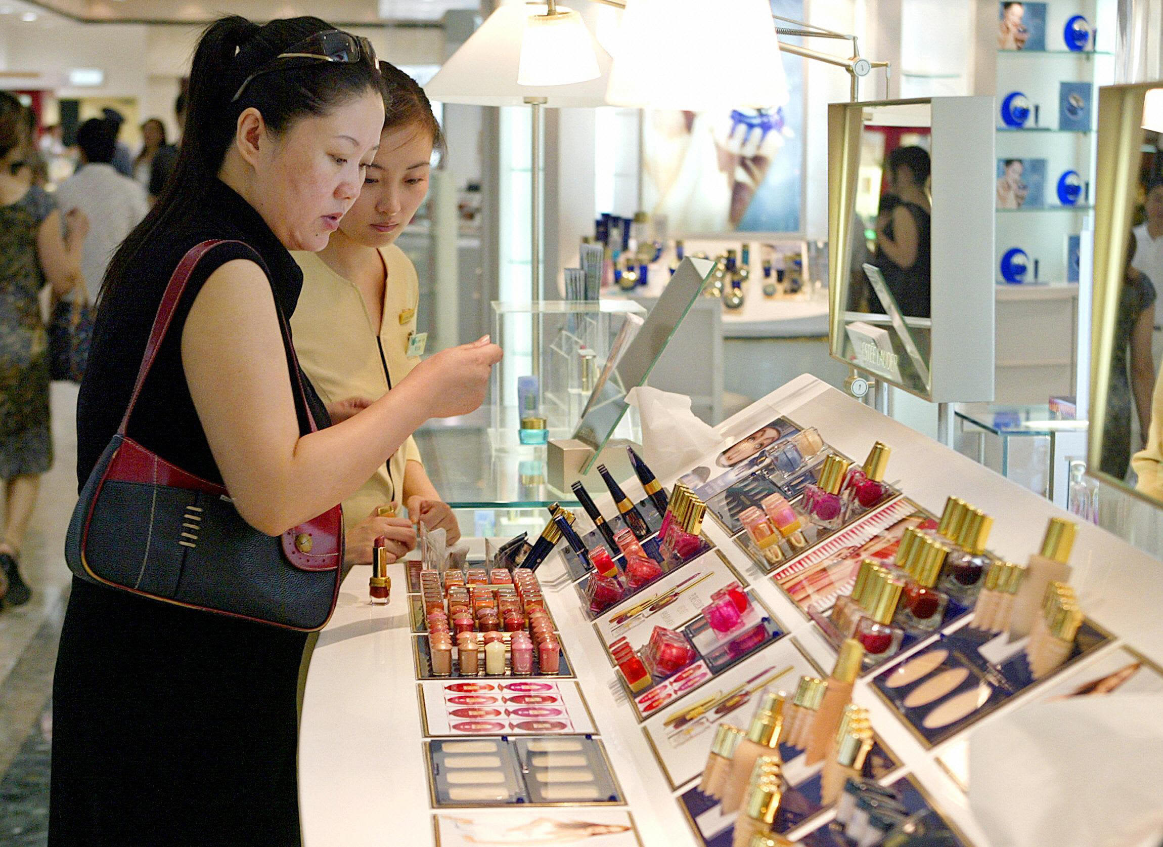 How China is fueling the growth of beauty brands and boosting luxury players