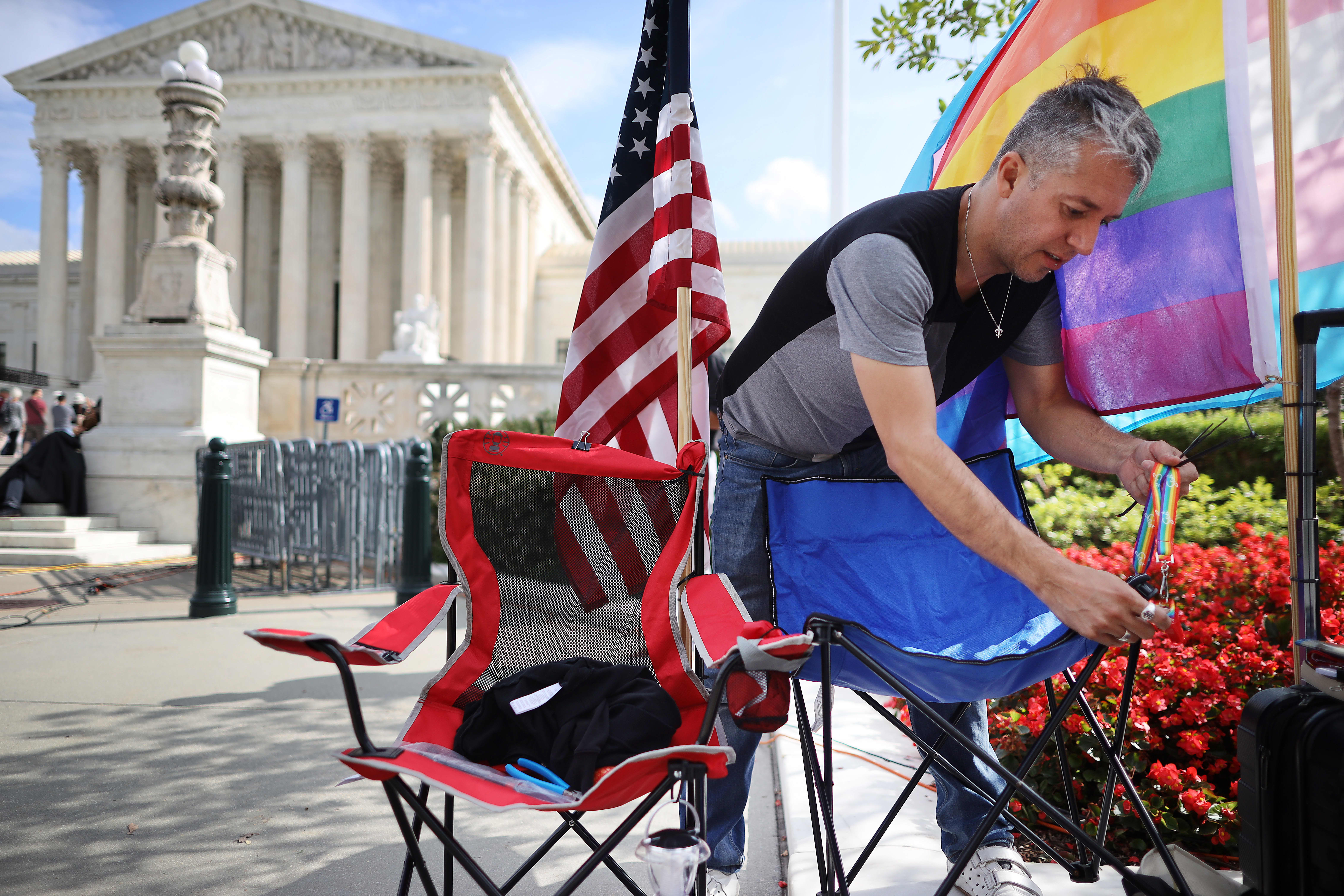 Supreme Court clashes over meaning of 'sex' in LGBT discrimination cases