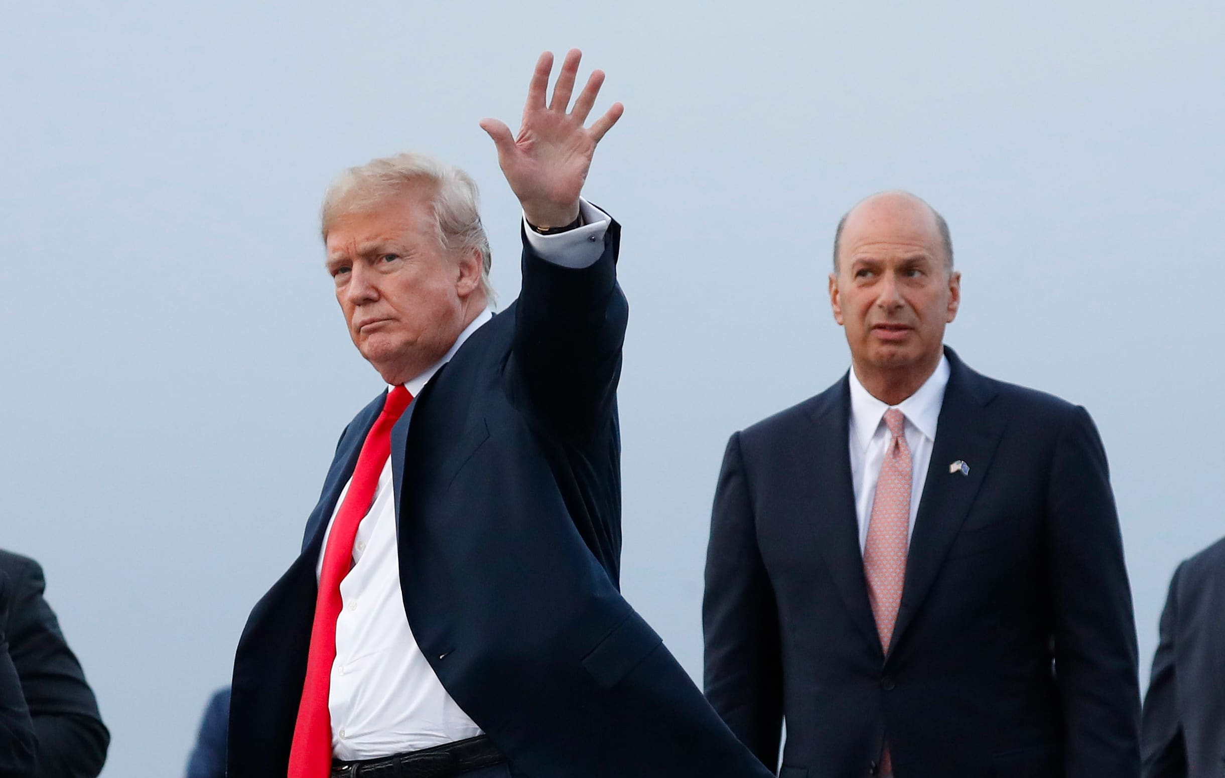 Trump administration blocks key witness Gordon Sondland from testifying in impeachment probe