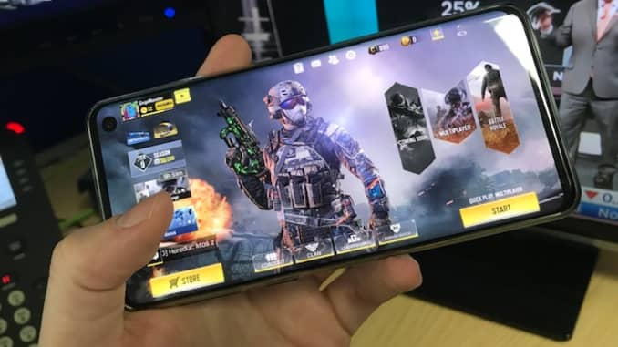 Call of Duty Mobile game sees 100 million s in