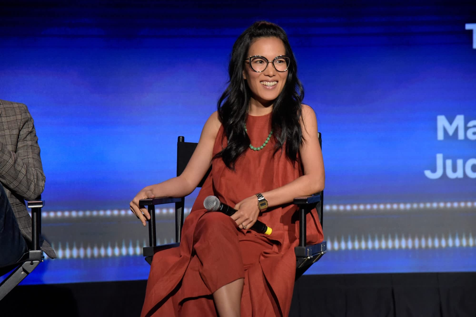 Ali Wong completely bombed while performing in front of her comedy idol—here's why she says that was a good thing