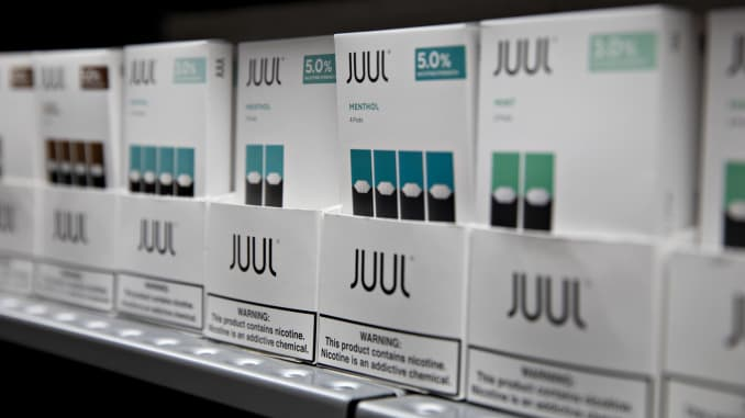 GP: Juul e-cigarettes Vaping Furor Intensifies As Trump Vows Tougher U.S. Scrutiny