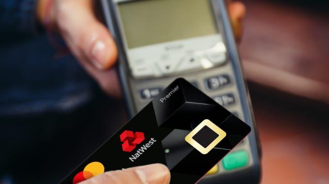 H/O - NatWest biometric credit card