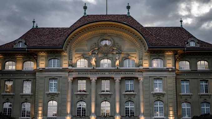 Swiss Central Bank Snb Explores Use Of