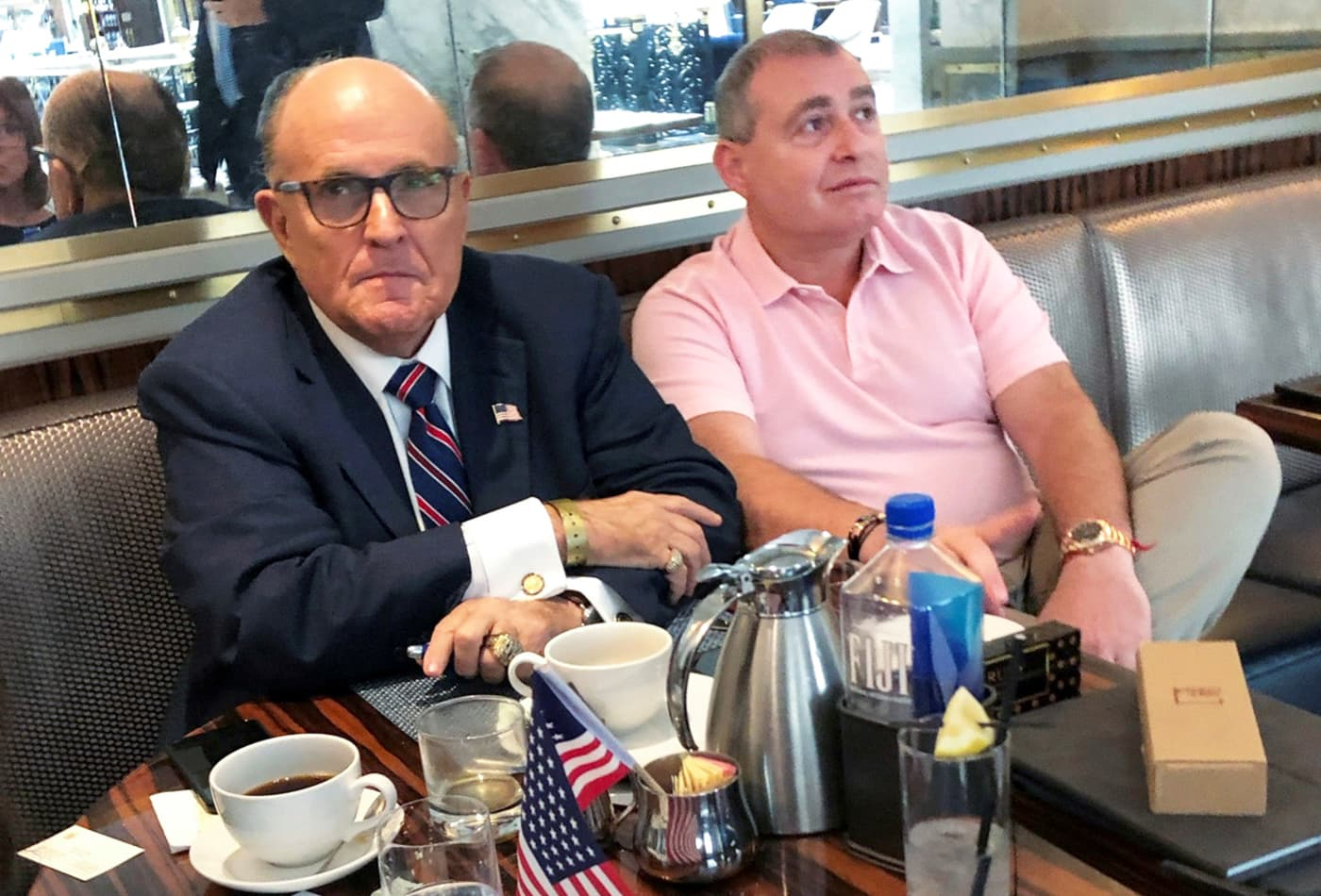 Giuliani associate Lev Parnas agrees to cooperate with House impeachment probe