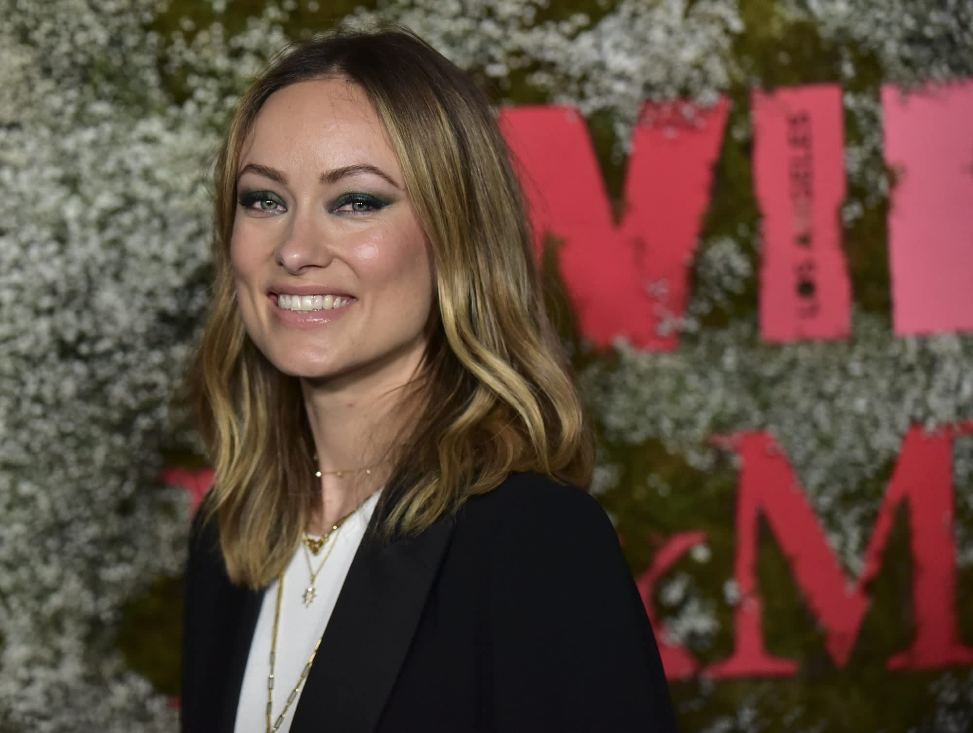Olivia Wilde's best career advice—and the game-changer in her wellness routine