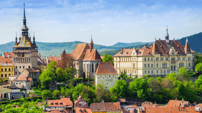 H/O: Airbnb trending 2020 Romania