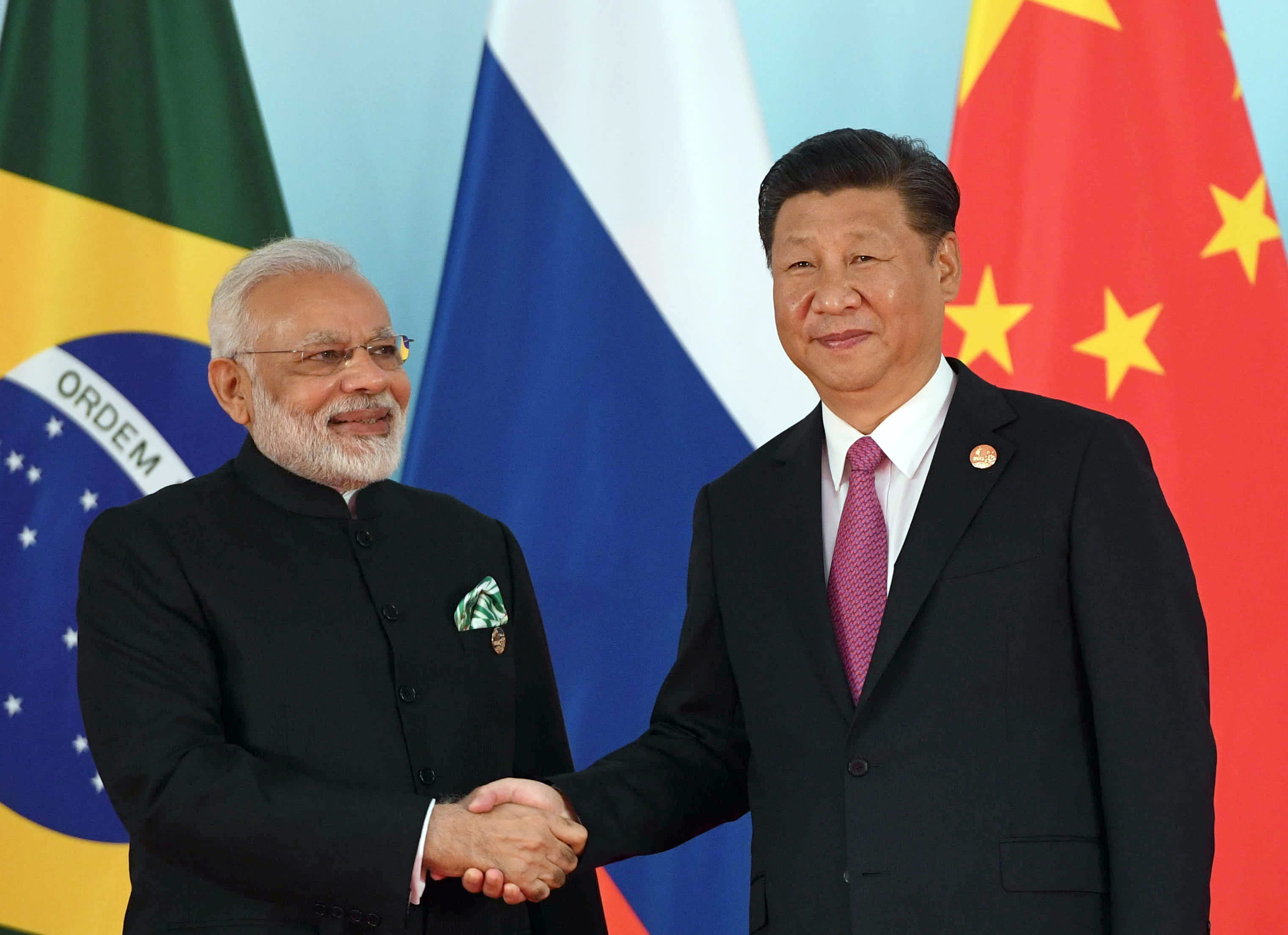 Kashmir and border dispute will likely top the agenda as India and China leaders meet