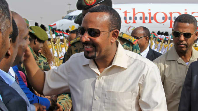 Nobel Peace Prize Nominees List 2020.Ethiopian Prime Minister Abiy Ahmed Wins 2019 Nobel Peace Prize