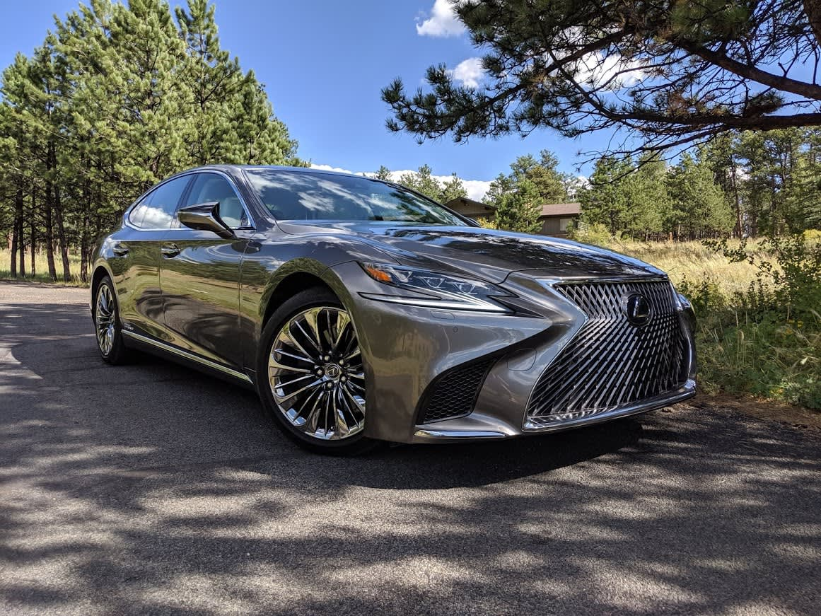 Review: The 2019 Lexus LS 500h is serious competition to Mercedes S-Class and BMW's 7 Series