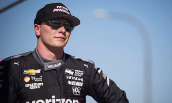 Indycar champion Josef Newgarden on the big money mistake he made with Apple
