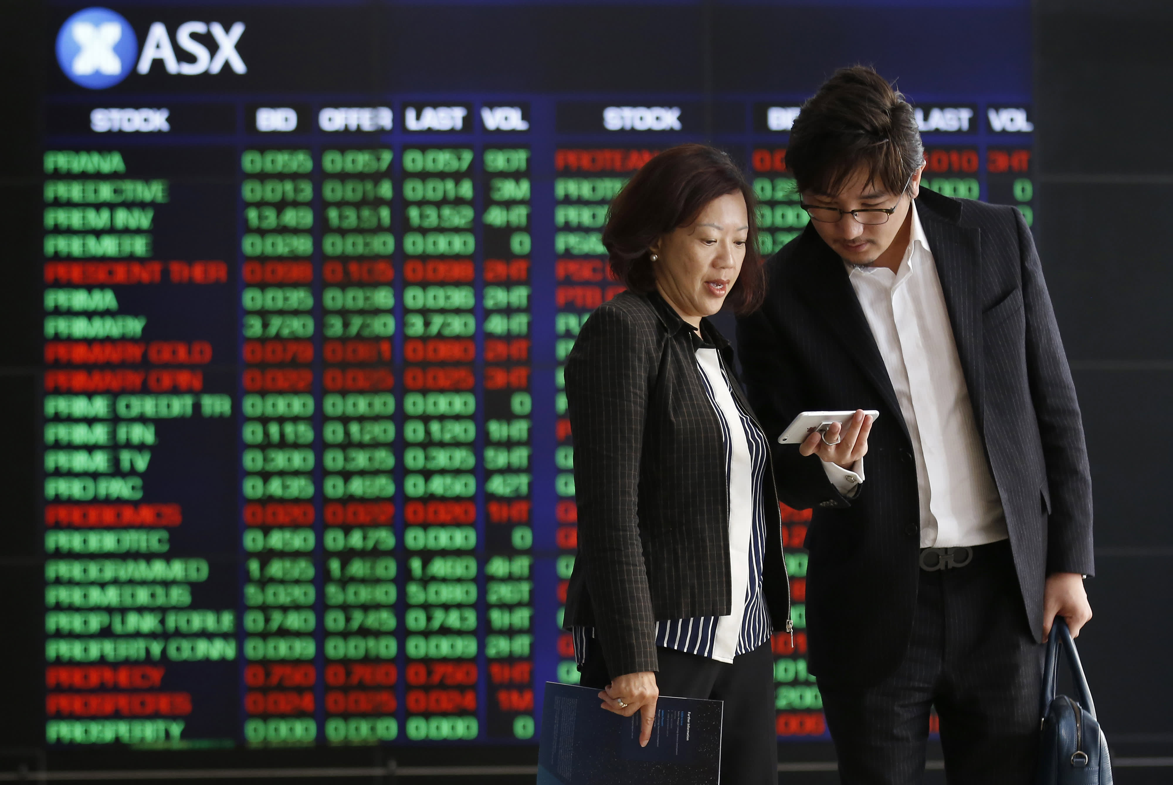 Asia shares set to trade higher with all eyes on upcoming China GDP data
