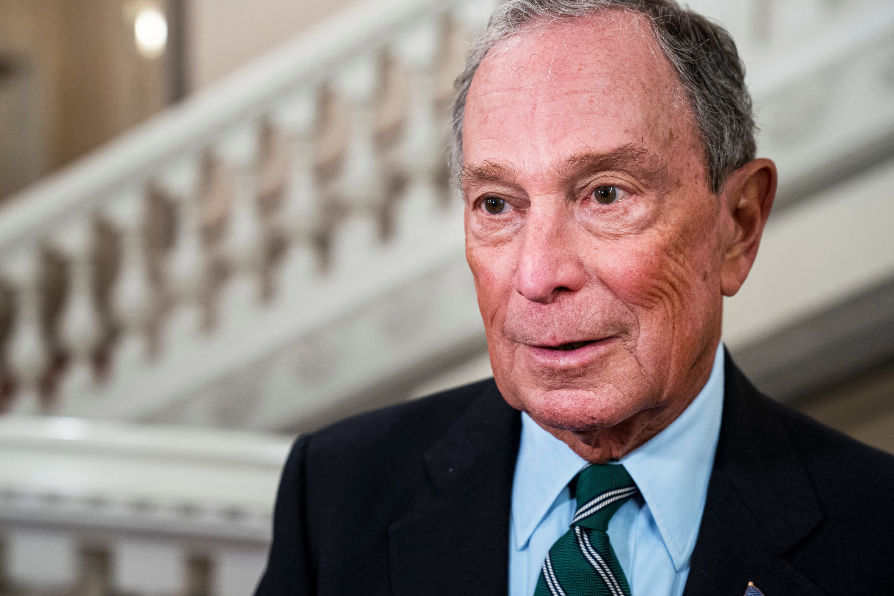 Mike Bloomberg's gun-control group just vastly outspent the NRA to help Democrats win in Virginia