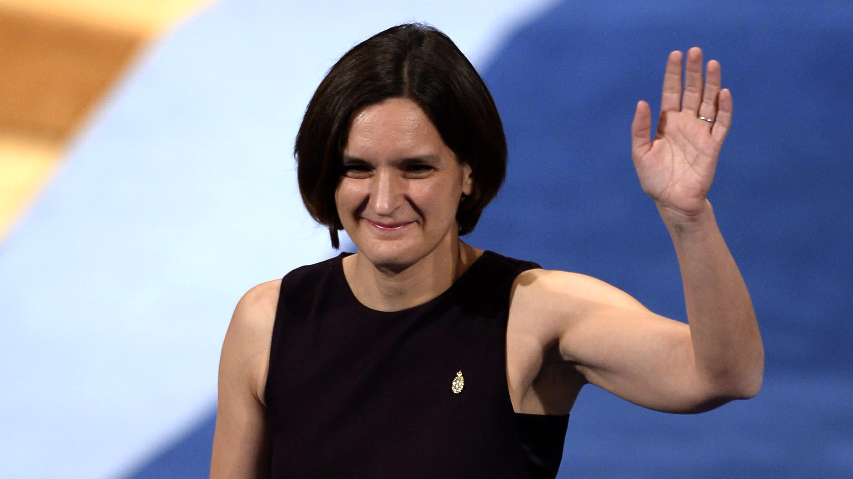 Nobel economics prize winner hopes to inspire 'many, many other women'