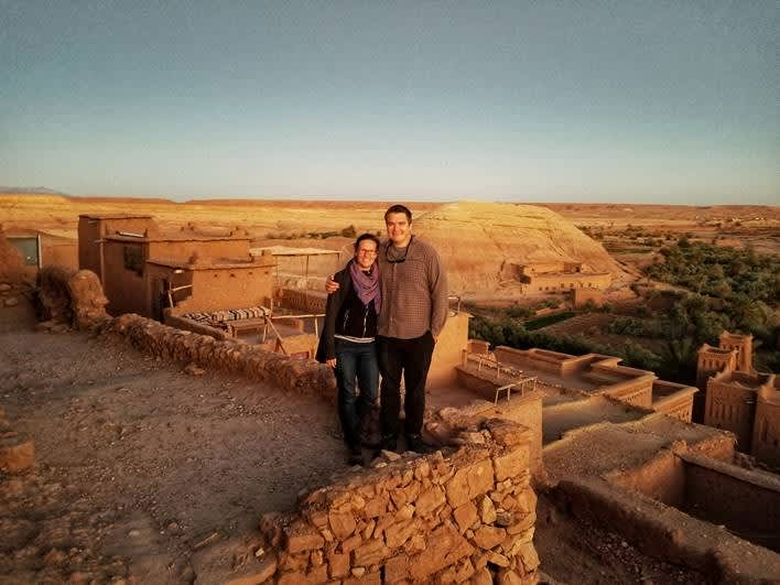 'Travel slowly' and more savings tips from a couple who lived abroad for a year on only $33,000