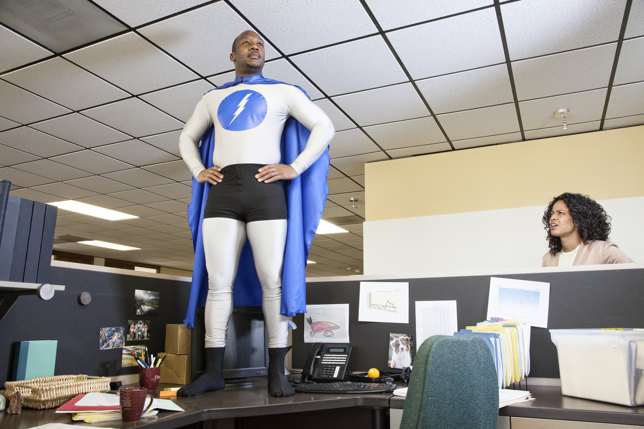 Gen Xers are the forgotten financial superheroes
