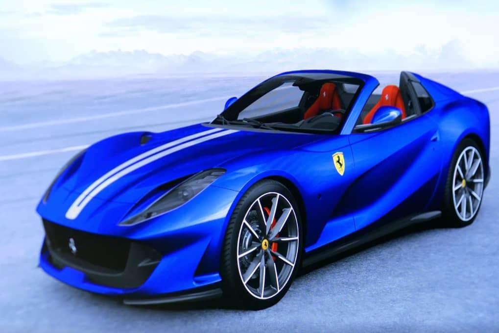 Inside Ferrari's New York design lab where the super rich can customize $500,000 cars