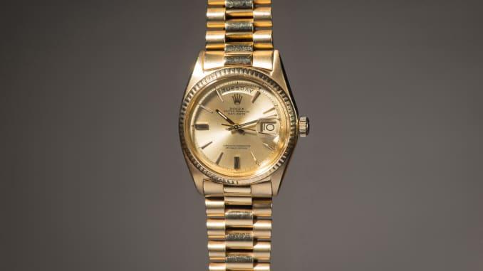 H/O: Rolex, Jack Nickaus 191014-003