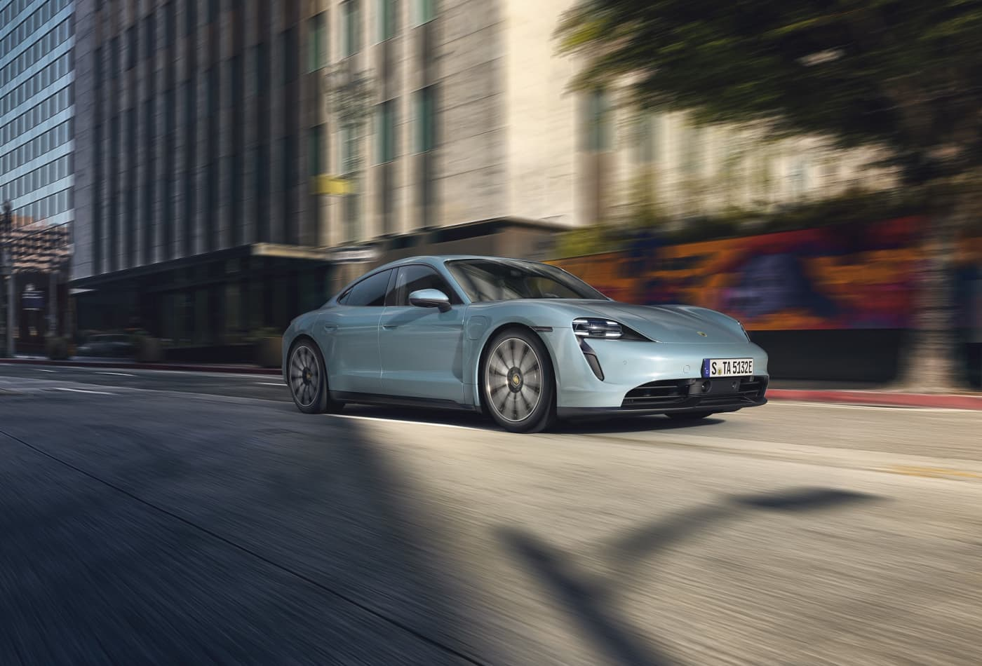 Photos Porsche S Less Expensive All Electric Taycan Sports Car