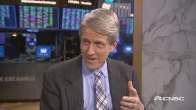 Robert Shiller: Recession likely years away due to bullish Trump effect