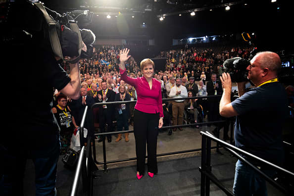 Sick of Brexit, Scotland's Sturgeon vows new independence vote in 2020
