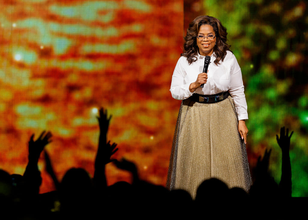 Oprah is giving generously this holiday season — here are 3 creative ways you can be charitable too