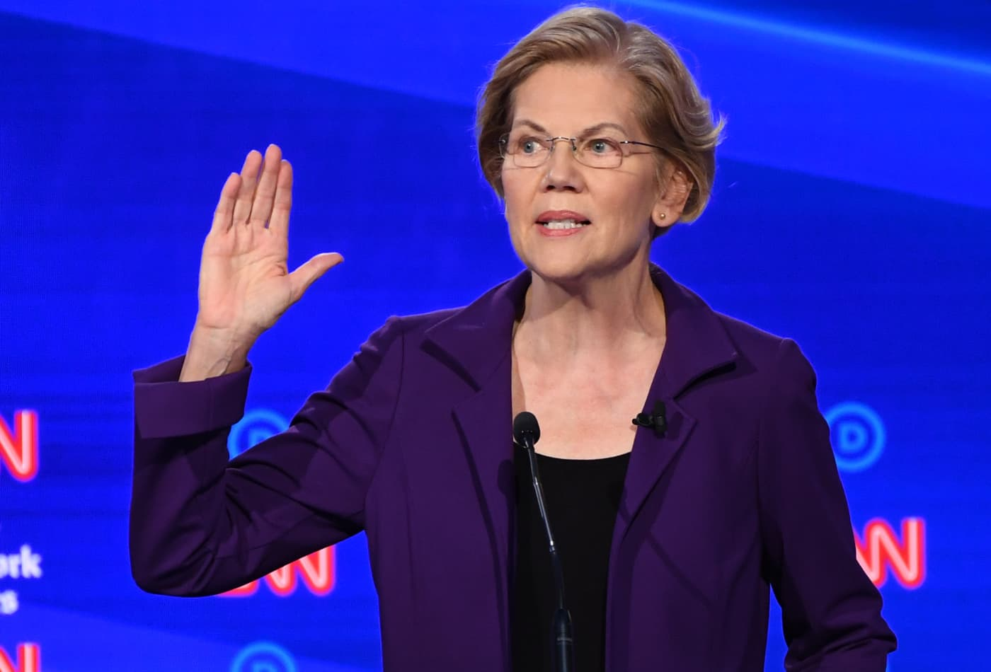 Elizabeth Warren proposes criminal penalties for spreading voting disinformation online