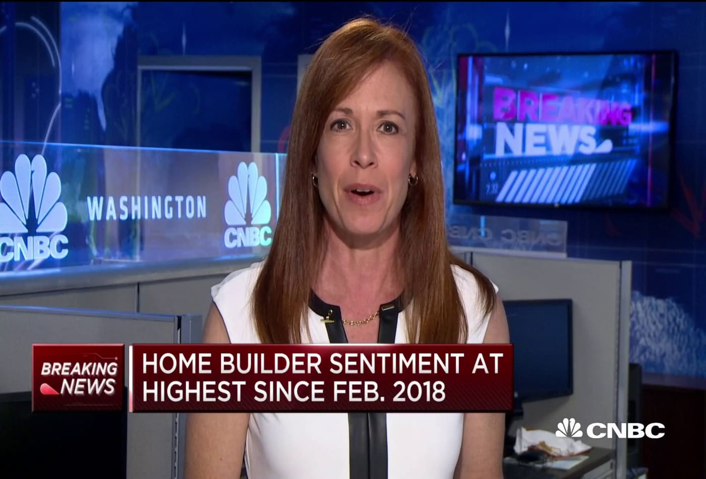 Home builder sentiment at highest level since February 2018