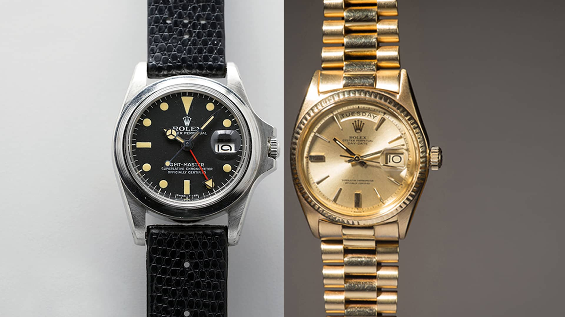 Jack Nicklaus' gold Rolex watch sells for $1 million at auction