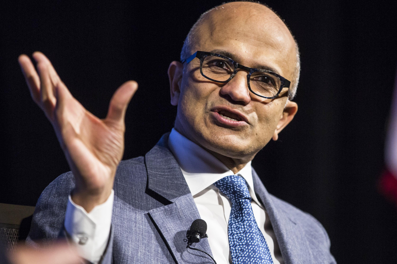 Microsoft gives Satya Nadella a 66% raise, citing 'strategic leadership'