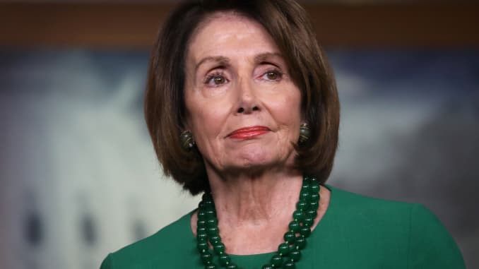 RT: Nancy Pelosi, 191015