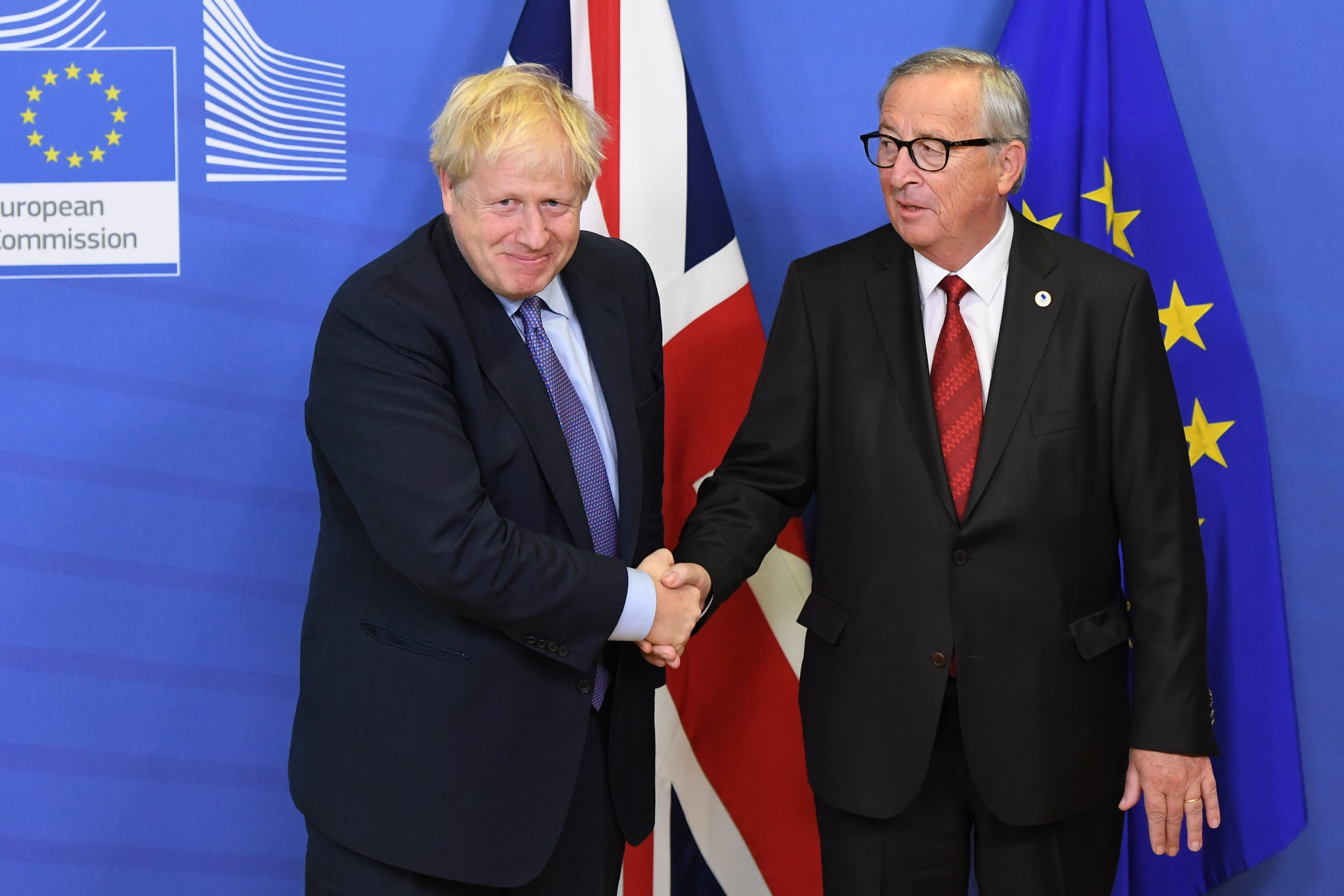 UK and EU strike new Brexit deal in last-ditch talks