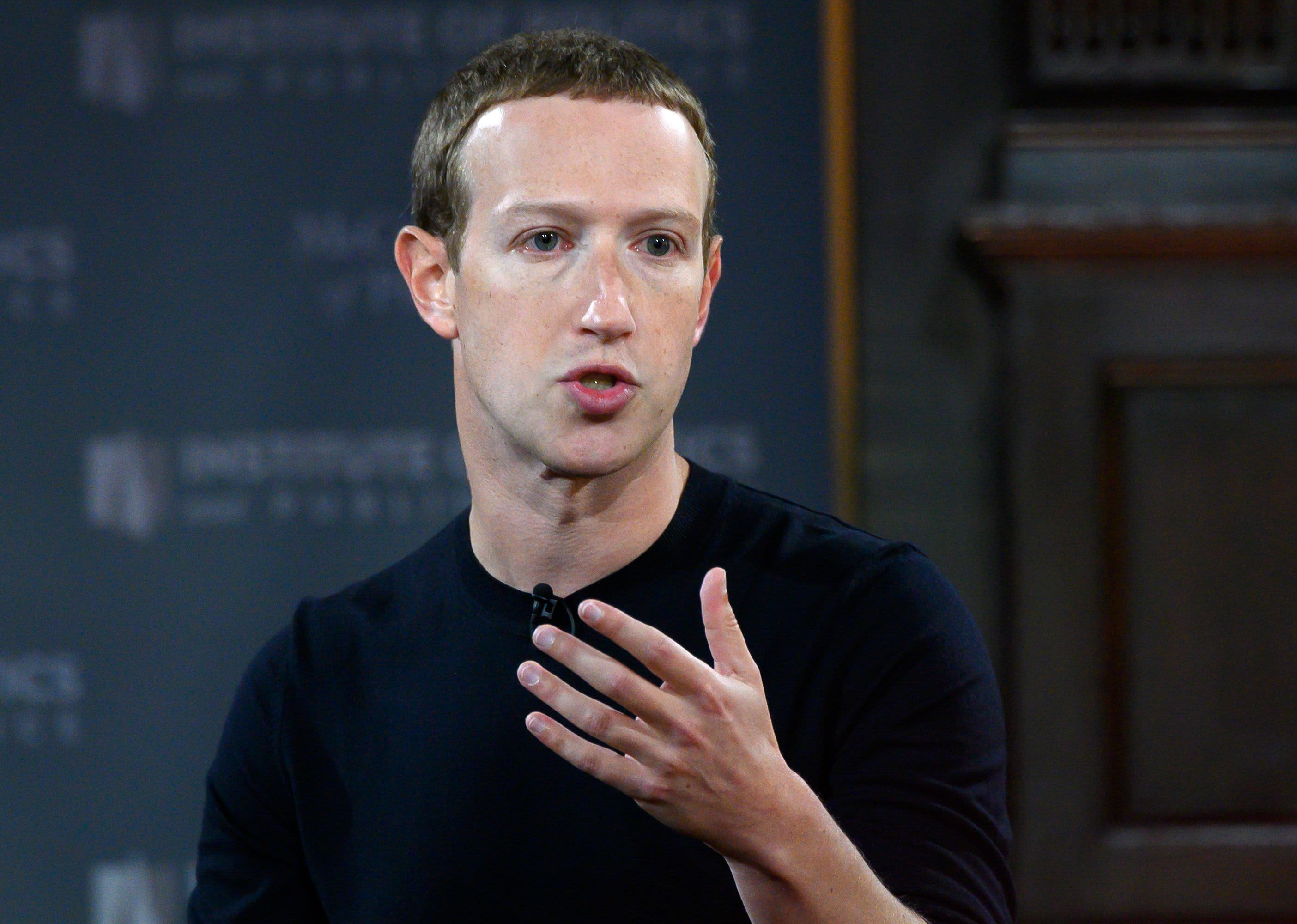 Mark Zuckerberg says Facebook's top priority is setting up FTC-mandated privacy program