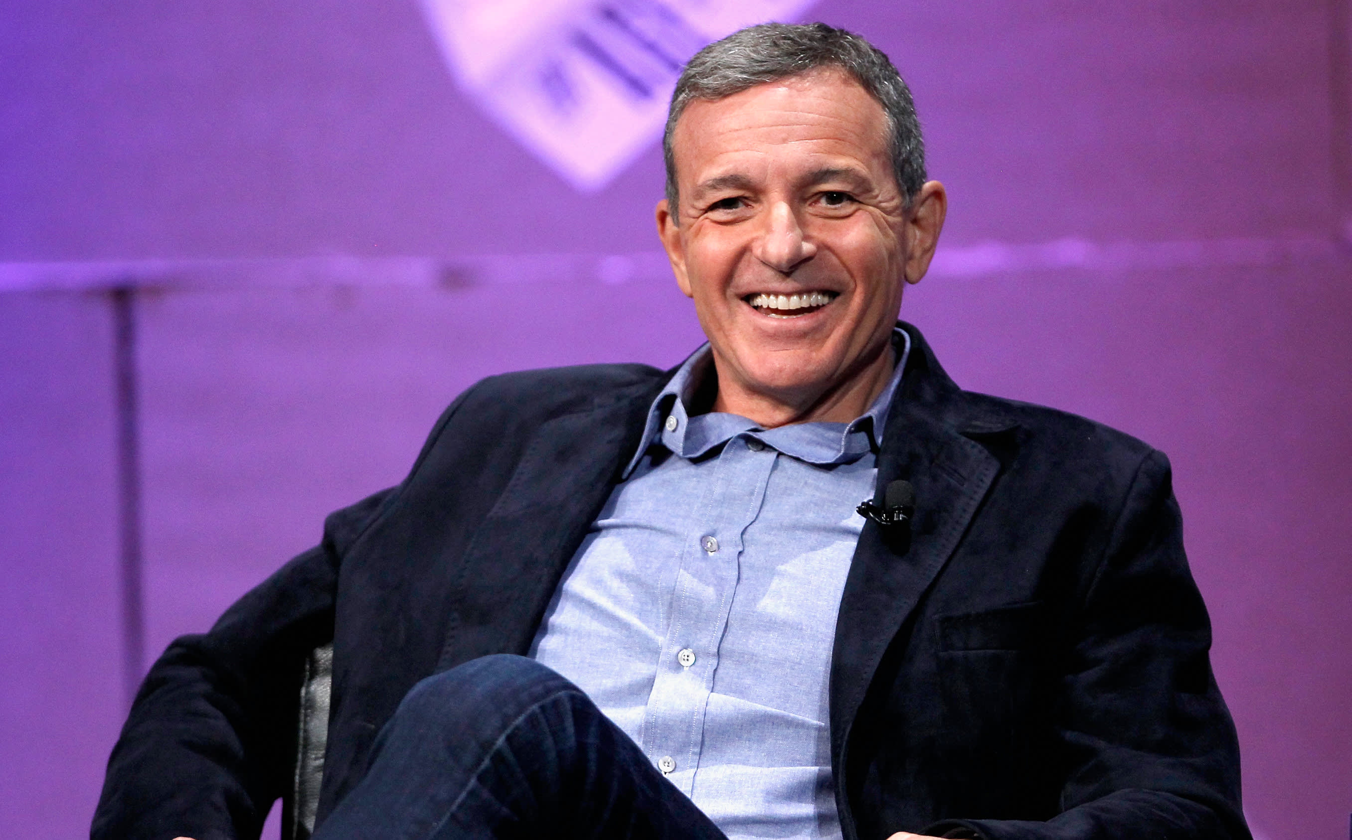 Disney's Bob Iger named Time's businessperson of the year