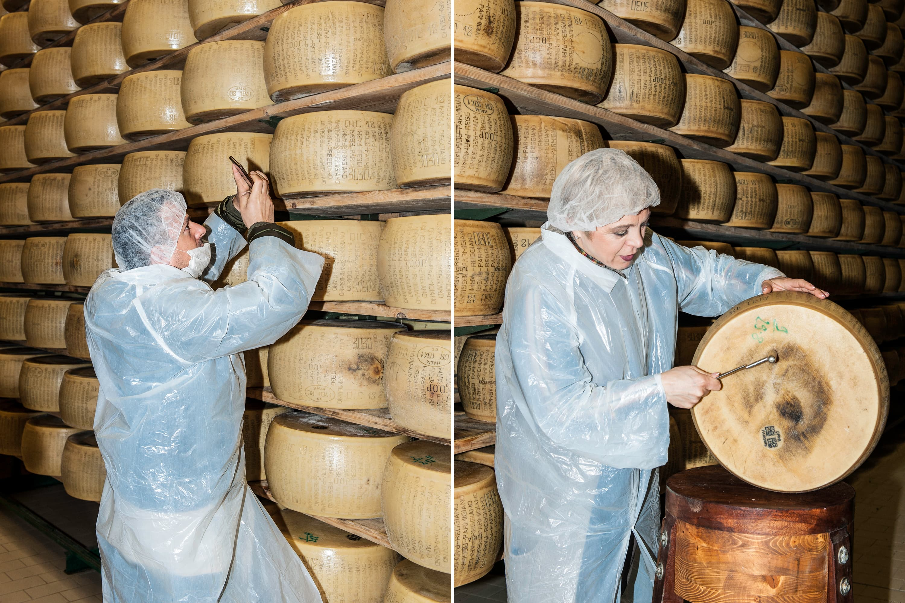 Italian cheese producers brace for higher prices as the country falls victim to EU tariffs