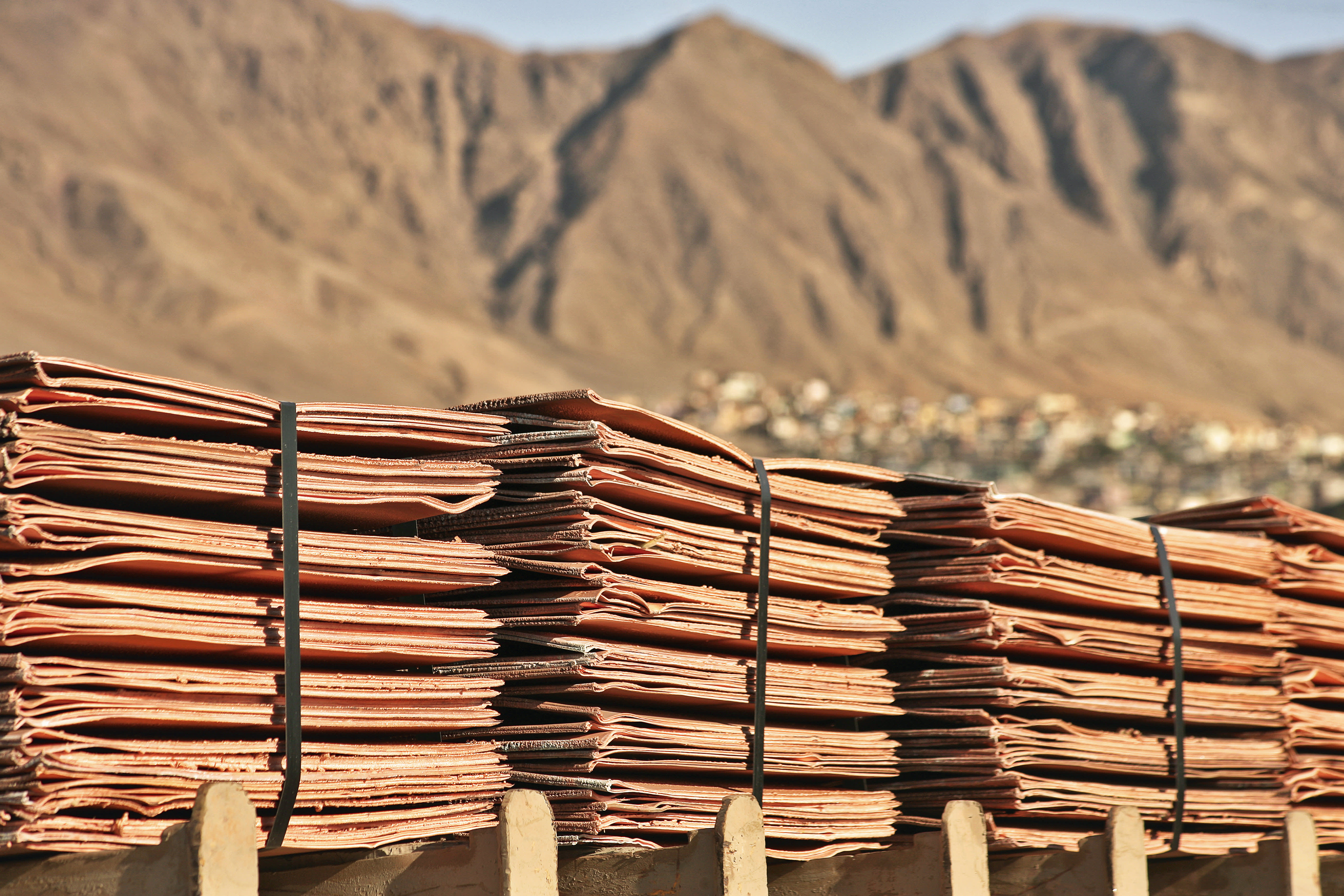 Mining giant BHP inks four renewable energy deals for Chilean copper sites