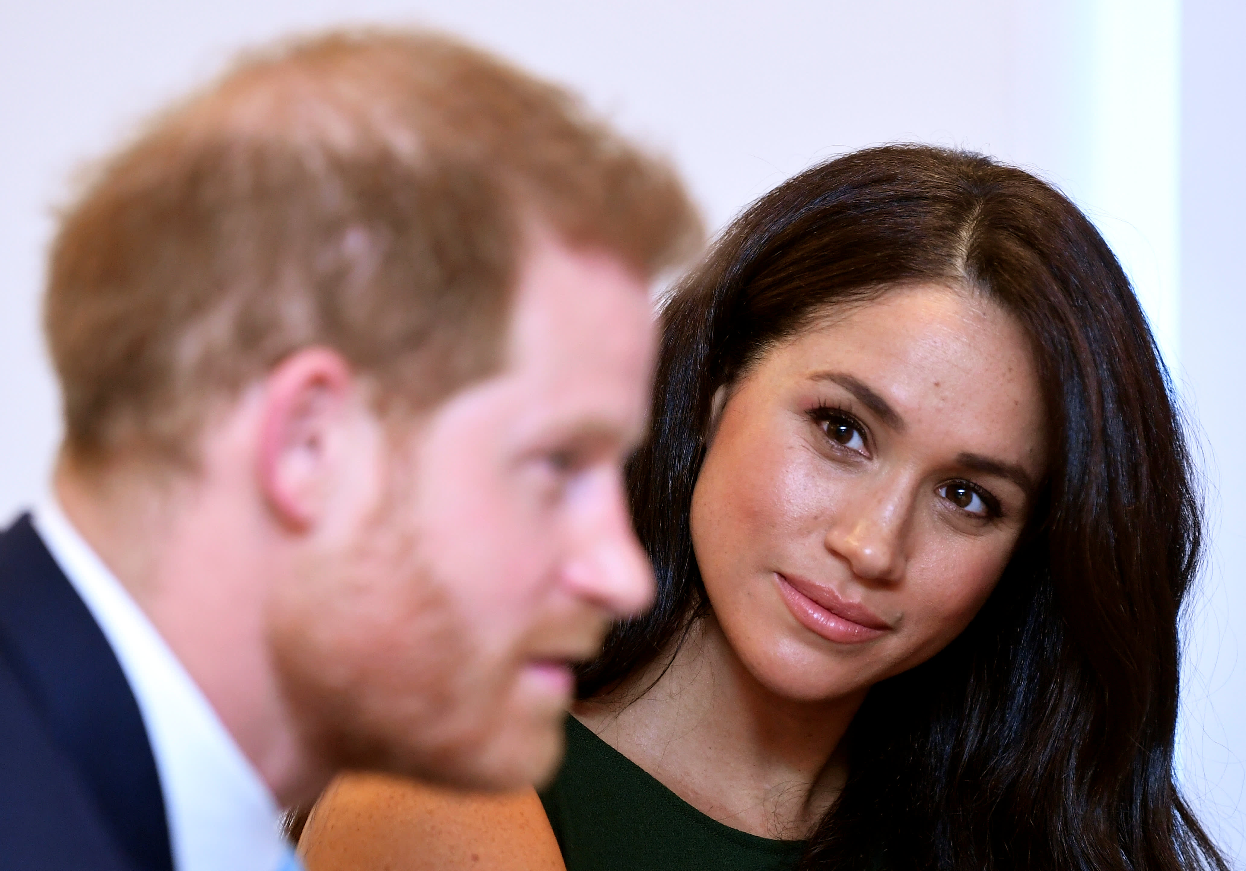 Meghan Markle says her friends told her not to marry Prince Harry because of British press intrusion