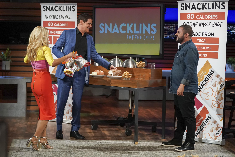 'Shark Tank': Why Mark Cuban invested $250,000 in vegan pork rinds