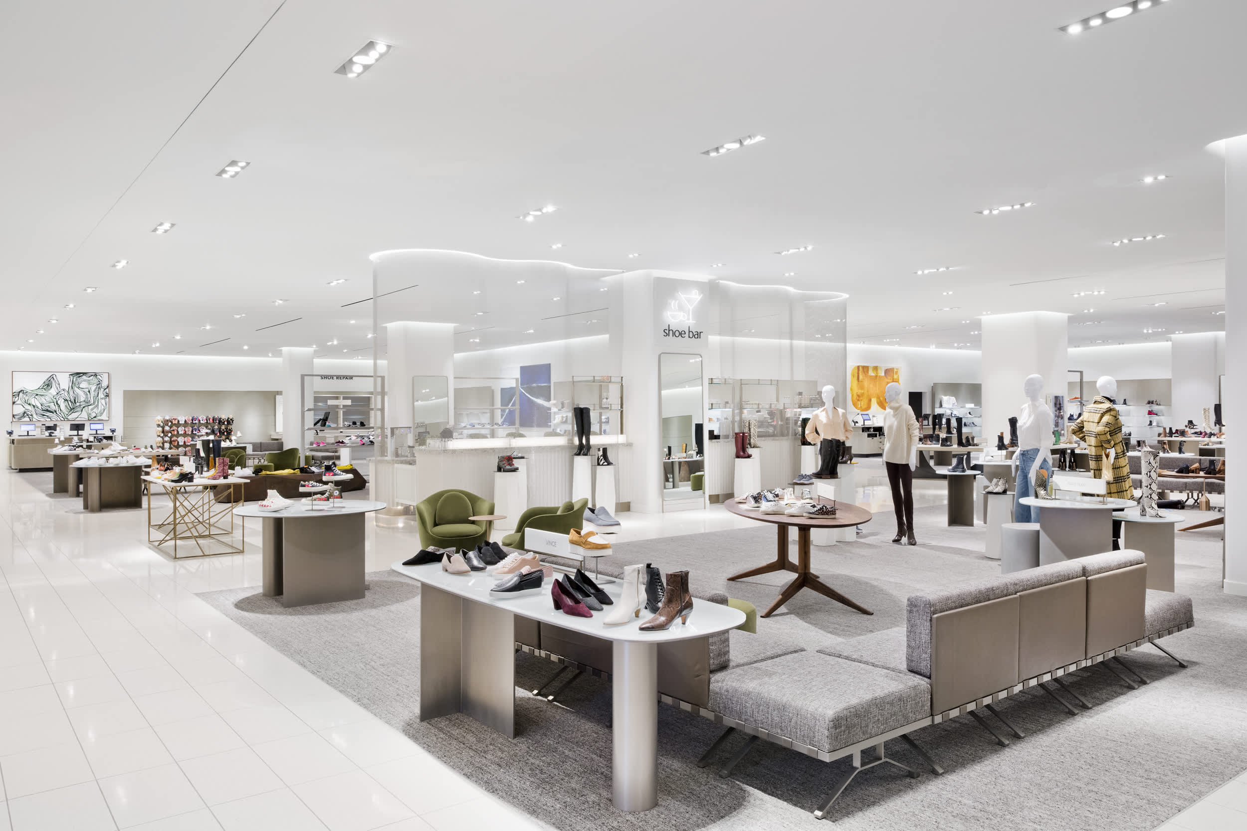 Nordstrom wants its new Manhattan store to be a place where women can discover new brands