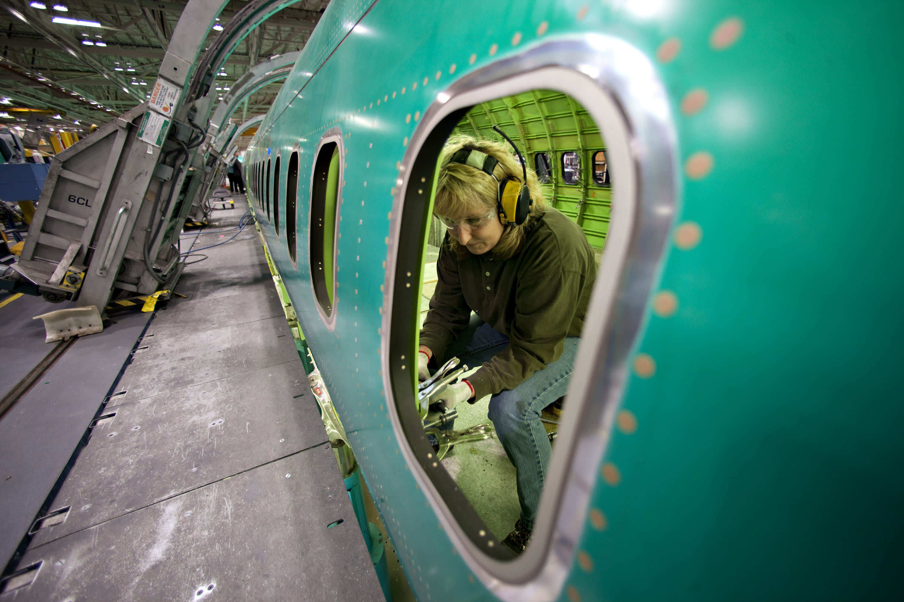 Boeing 737 Max supplier Spirit Aerosystems to cut 2,800 jobs as workers feel pain of grounding