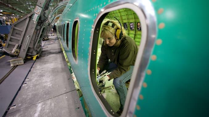 GP: Spirit AeroSystems making Boeing 737 fuselage 100311