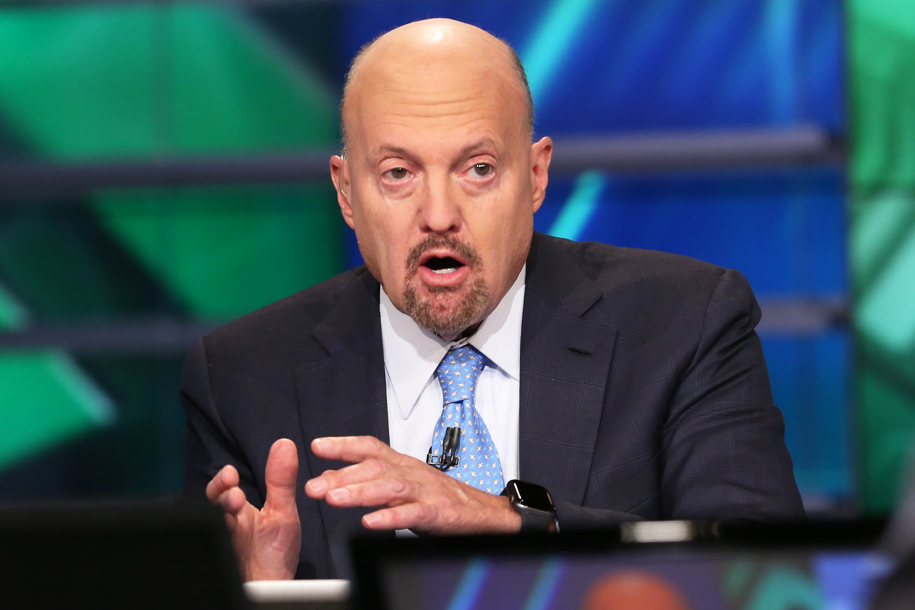 Cramer says he owns 'quite a bit' of red-hot cryptocurrency ether that is tripled bitcoin's 2021 achieve