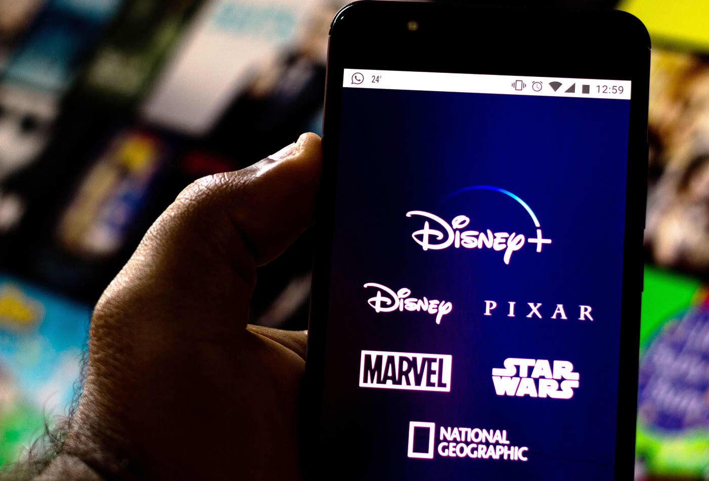 Disney+ is here: Take a first look at the app and everything you'll get