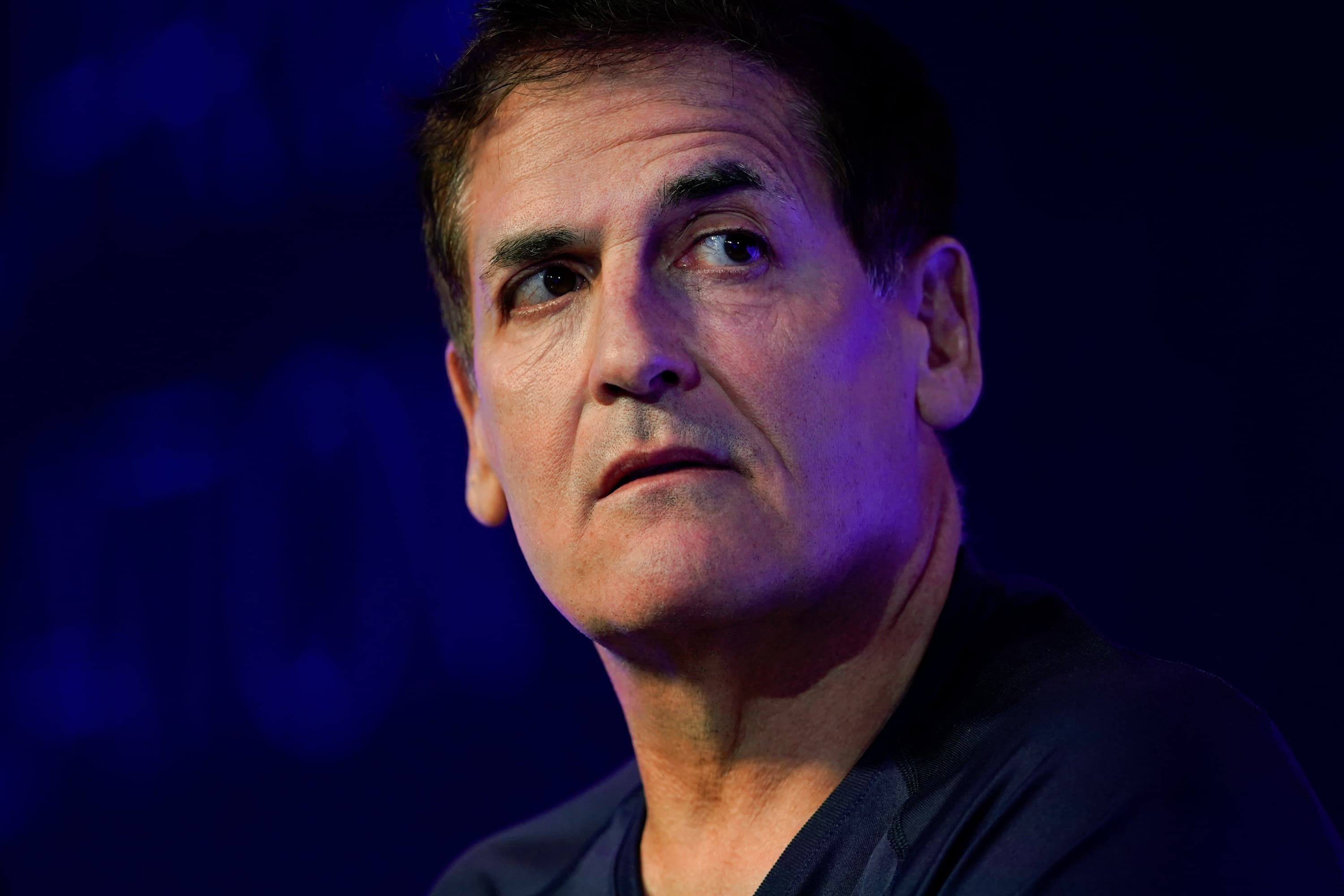 Mark Cuban says President Trump calls him to ask about the stock market
