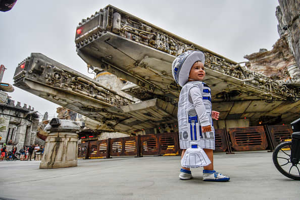 Disney says visits to US theme parks are being deferred until Galaxy's Edge is complete