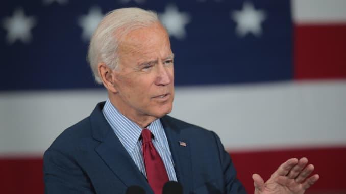GP: Presidential Candidate Joe Biden Holds Town Hall In Davenport, Iowa
