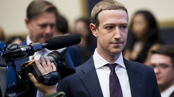 GP: Mark Zuckerberg Facebook Hearing Libra