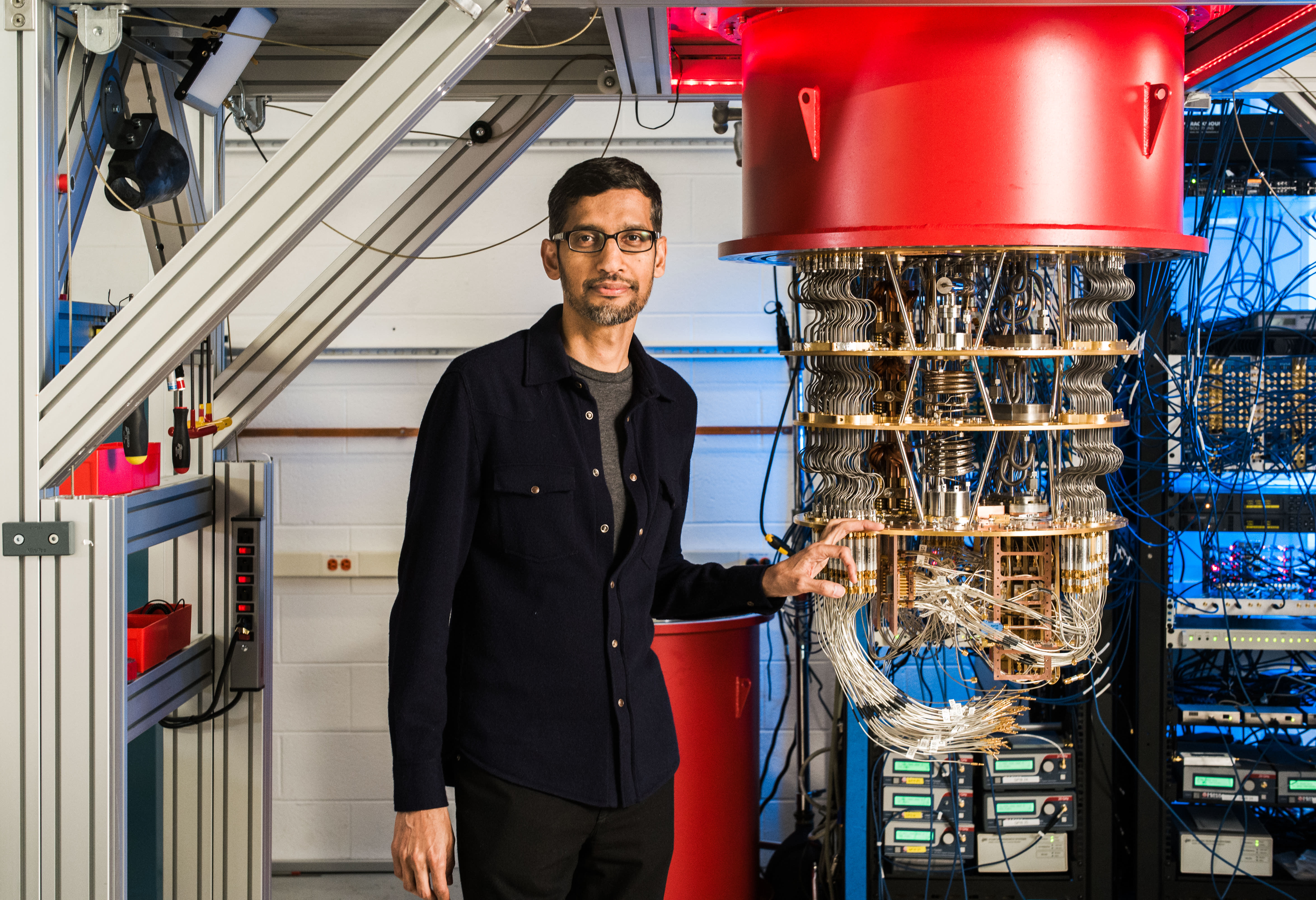 As IBM and Google disagree on quantum computing achievement, applications are still years away